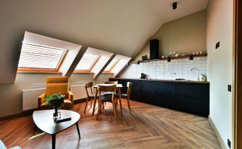 Apartamentų interjero projektas